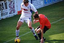 Rudolf Obal u míče