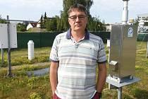 Radim Tolasz z oddělení klimatické změny ČHMÚ