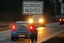 V olomoucké části Nedvězí lidé sepsali petici kvůli rušné dopravě