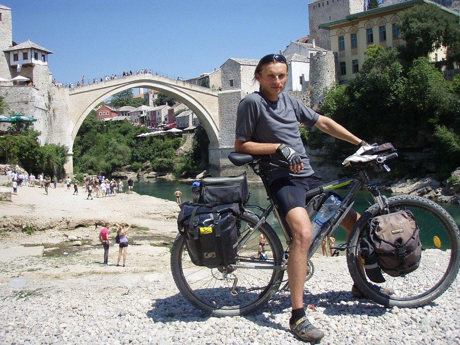 Pavel Vrbík na cestách