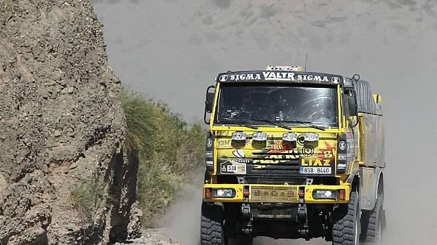 Jaroslav Valtr Na Rally Dakar