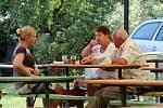 Sedmý ročník tradiční akce ve Velkém Týnci nabídl několik druhů guláše.