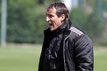 Trenér HFK Jiří Derco
