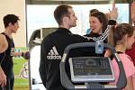 Pokus o český rekord ve 24 hodinovém běhu v olomouckém OMEGA centru