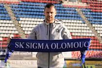 Záložník Radim Breite přichází na přestup do Sigmy Olomouc.