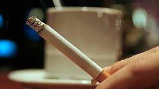 mladí amatérské kouření