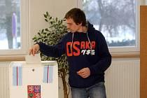 Obyvatelé Města Libavá hlasují o budoucnosti své obce, která přestane být součástí vojenského újezdu