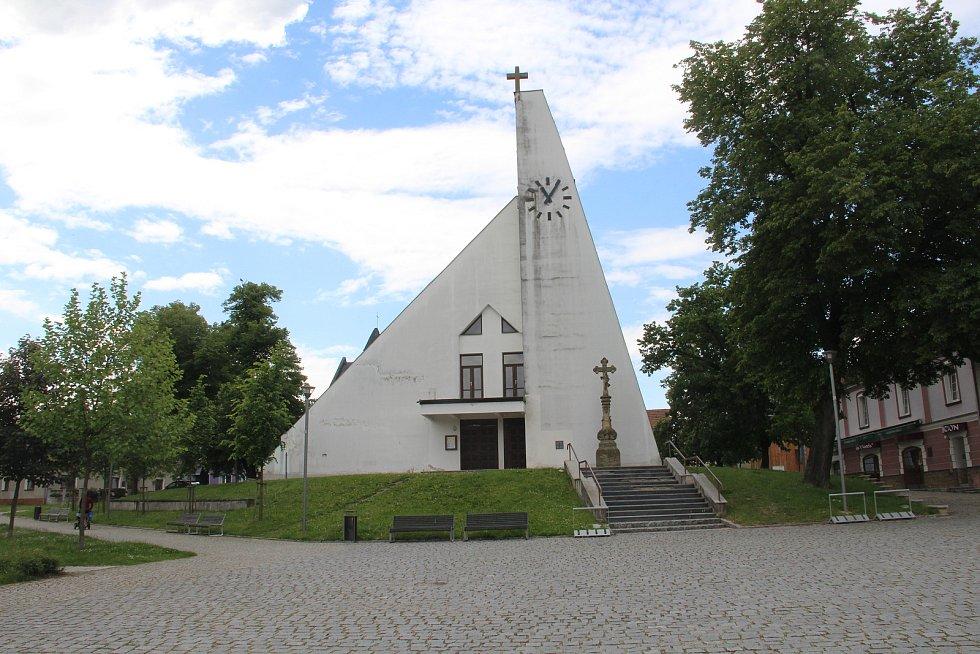 Kostel svatého Jiljí v Křelově