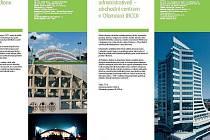 Z publikace o nejzajímavějších stavbách Olomouckého kraje