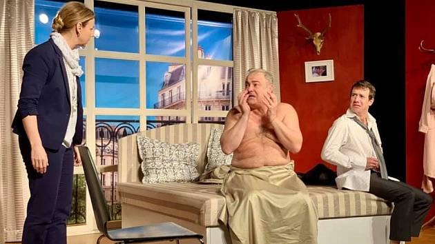 Dva nahatý chlapi s Martinem Zounarem a Martinem Krausem