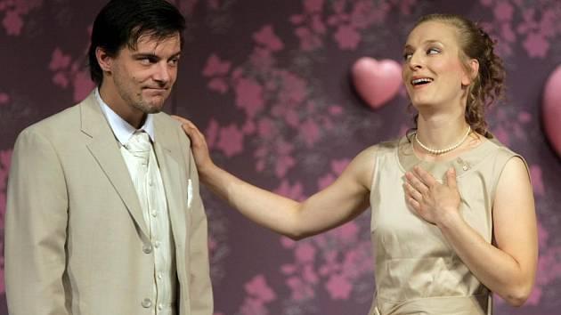 Úžasná svatba v Moravském divadle