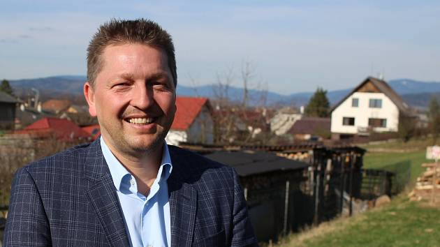 Kandidát do Evropského parlamentu Radim Sršeň ON-LINE