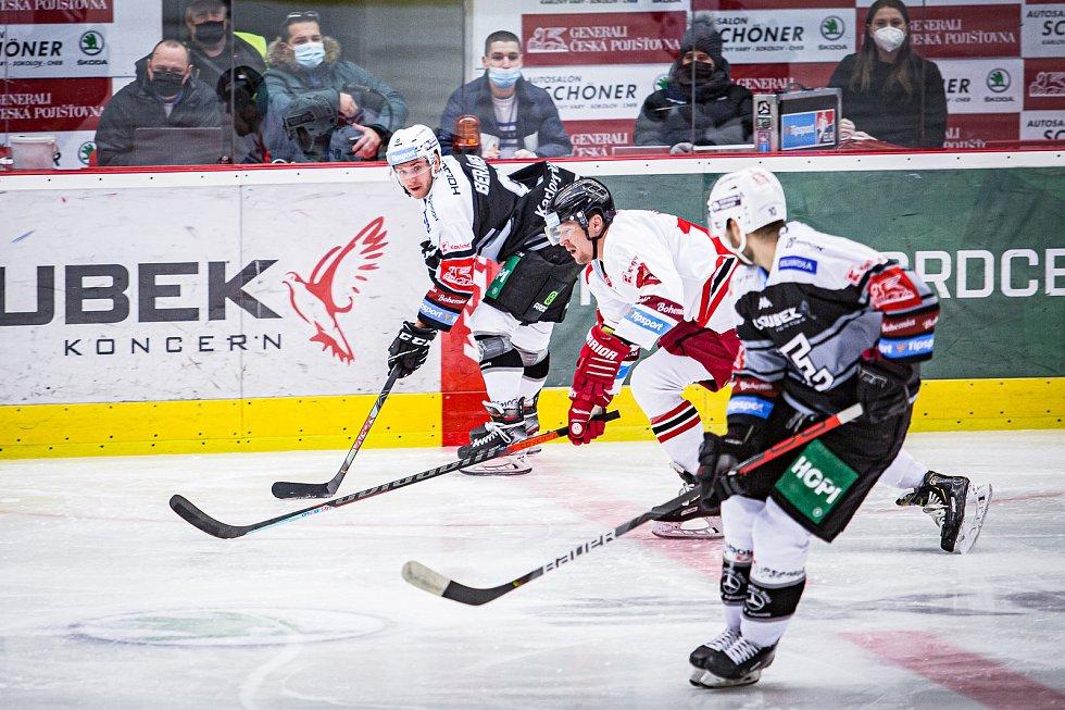 36. kolo hokejové extraligy, HC Energie Karlovy Vary - HC Olomouc