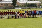 Akademie Cup, turnaj O pohár Karla Poborského v kategorii hráčů do 15 let v Olomouci. Finále Sparta Praha vs. Glasgow Rangers.