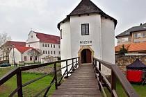 Muzeum ve Vodní brance v Uničově