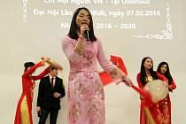 Oslavy vietnamského Nového roku v Olomouci