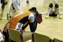 Zklamání olomouckých volejbalistek