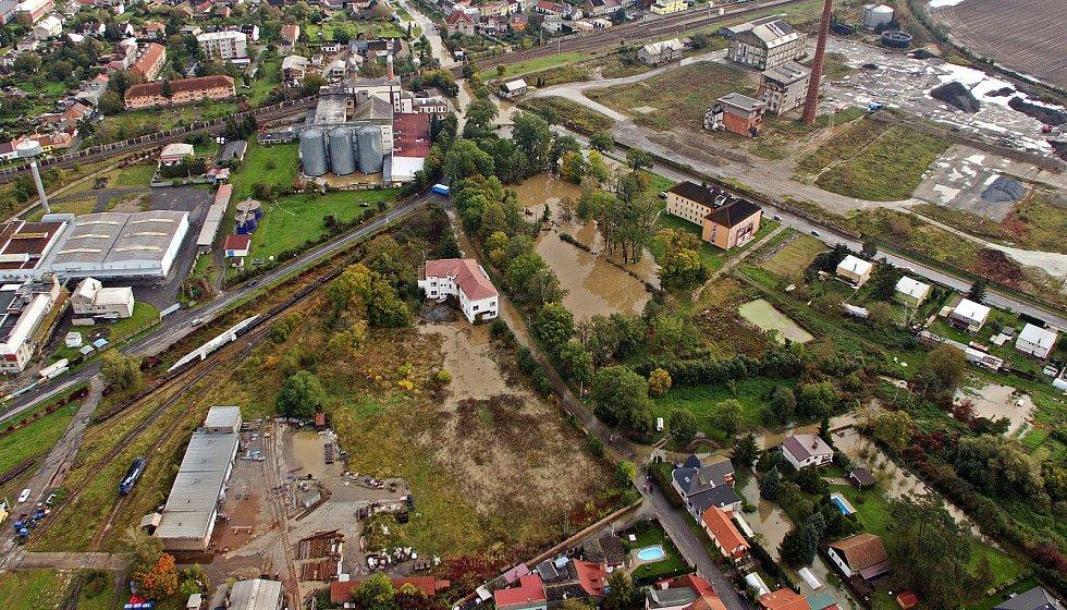 Brodek u Přerova 15.10.2020.