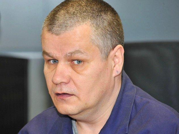 Jiří Feldmann souzený za brutální napadení ženy v olomouckých Smetanových sadech