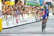 Leopold König na Czech Cycling Tour 2015