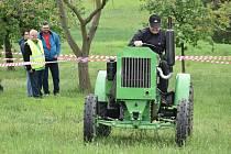 Traktor cup a hody v Krčmani, 4. 5. 2019