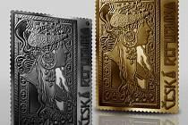 Medaile jako poštovní známky