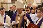 Vzpomínka na arcibiskupa Rudolfa Jana v Olomouci, 24. 3. 2019
