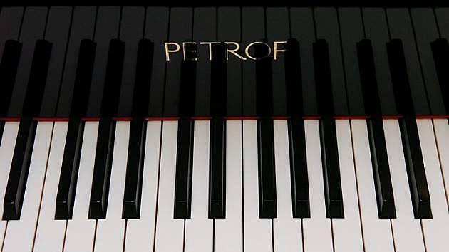 Klavírní koncert.
