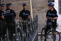 Cyklohlídky jsou běžné především ve Francii.