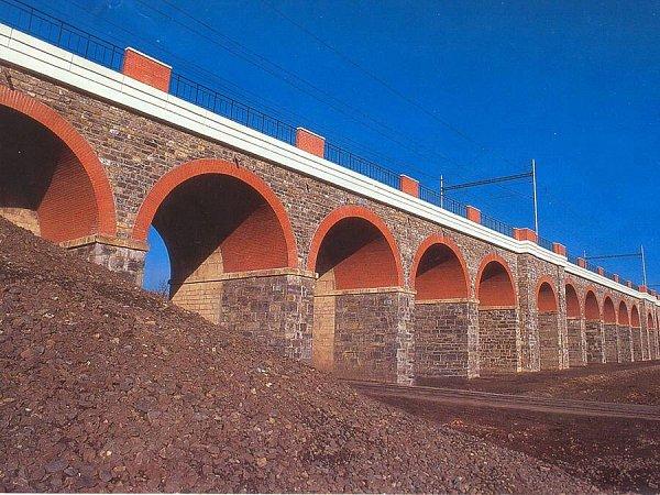 Jezernické viadukty