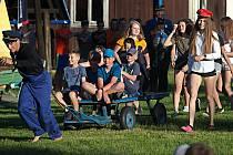 Letní dětský tábor Domašov nad Bystřicí 2020 - na téma vlaky