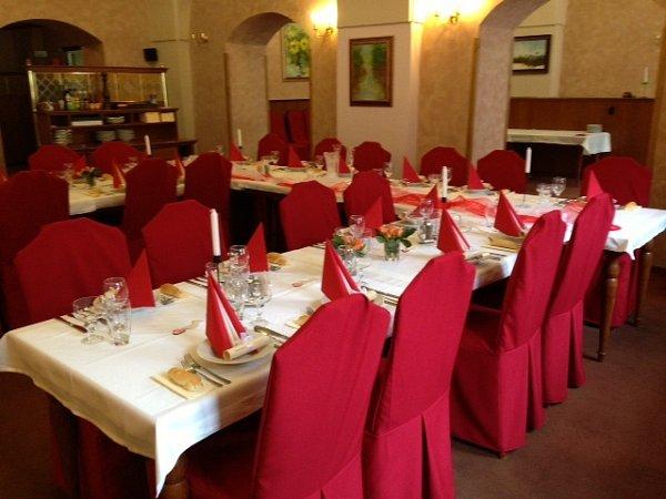 Restaurace a vinárna Stará radnice