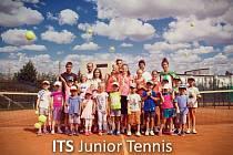 Nabídku letních kempů pro nejmenší tenisty připravil olomoucký ITS Tennis Centre.