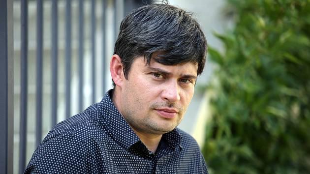 Tomáš Lebeda, vedoucí katedry politologie a evropských studií na FF UP v Olomouci