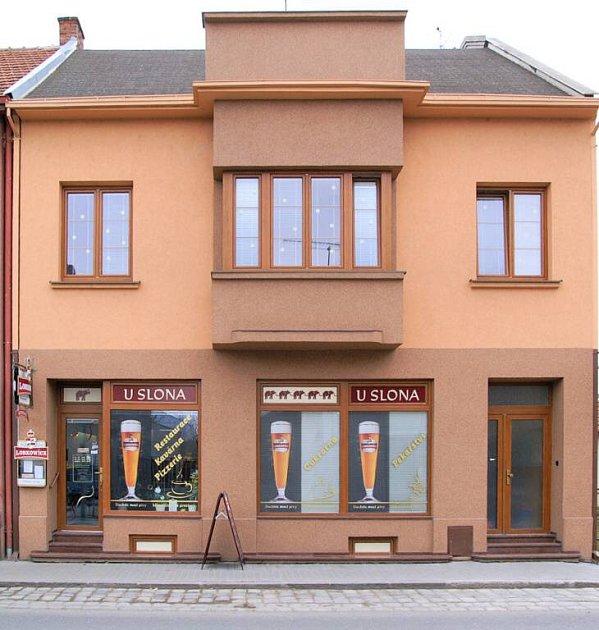 Restaurace USlona Němčice nad Hanou
