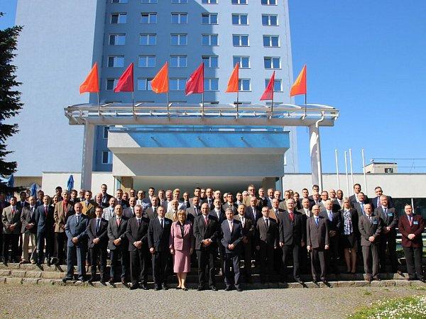 Jednání výboru NATO pro psychologické operace a konference velitelství NATO pro informační a psychologické operace  Olomouci.