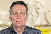 Biochemik Vilím Šimánek, profesor Univerzity Palackého v Olomouci