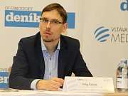 Filip Žáček, náměstek primátora města Olomouc