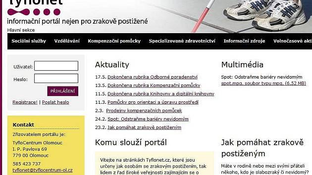 Tyflonet.cz