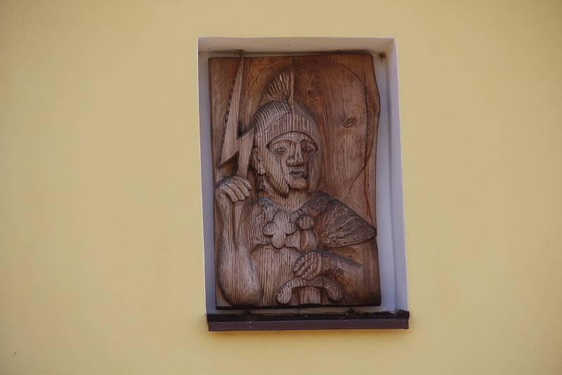 Bukovany. Kaple svatého Donáta