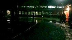Následky nočních bouřek 1. 9. 2018 v Olomouckém kraji