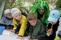 Den dětí ve Sbírkových sklenících