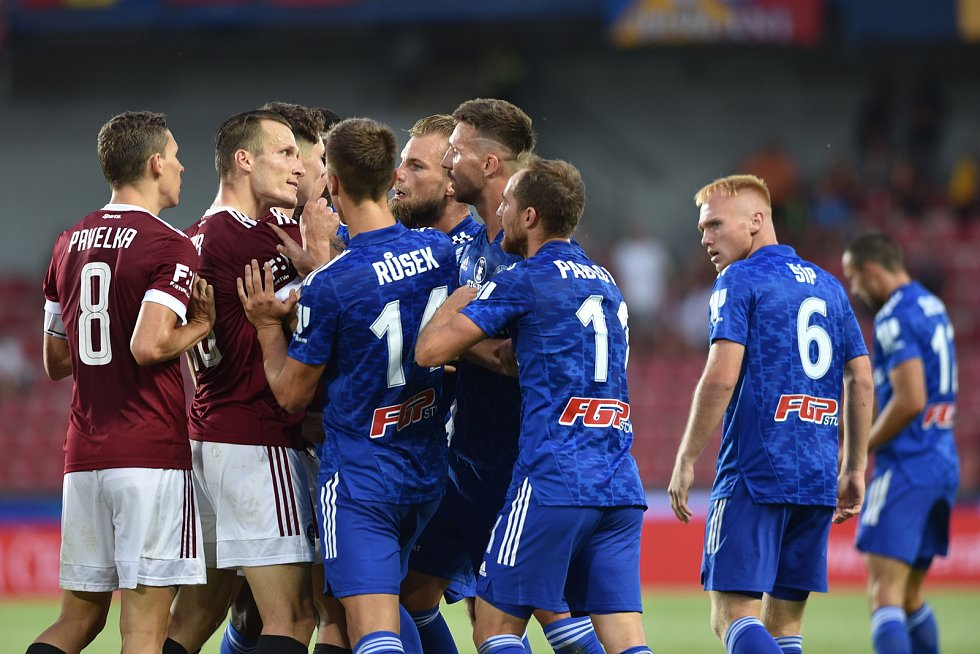 Sparta Praha - Sigma Olomouc 3:2 (1:1)
