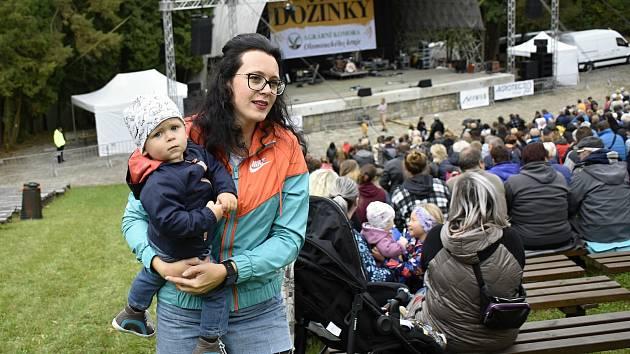 Svátek krajských zemědělců v podobě Dožínek se konal v neděli v Náměšti na Hané. 19.9. 2021
