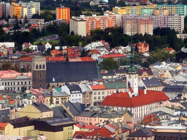 Olomouc. Ilustrační foto