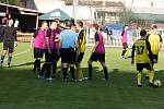 Nové Sady at home was not enough for Skaštice and lost 0: 1.