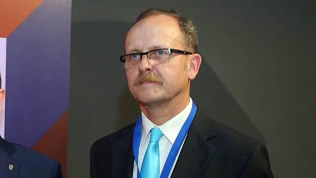 Bývalý ředitel Muzea umění Michal Soukup