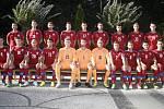 Fotbalisté amatérské reprezentace ČR z Olomouckého kraje na turnaji Regions' Cup v Turecku
