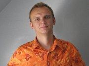 Ondřej Polák, člen skupiny O a Radeček ze Šumperku