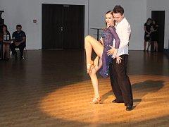 Taneční galashow v RCO